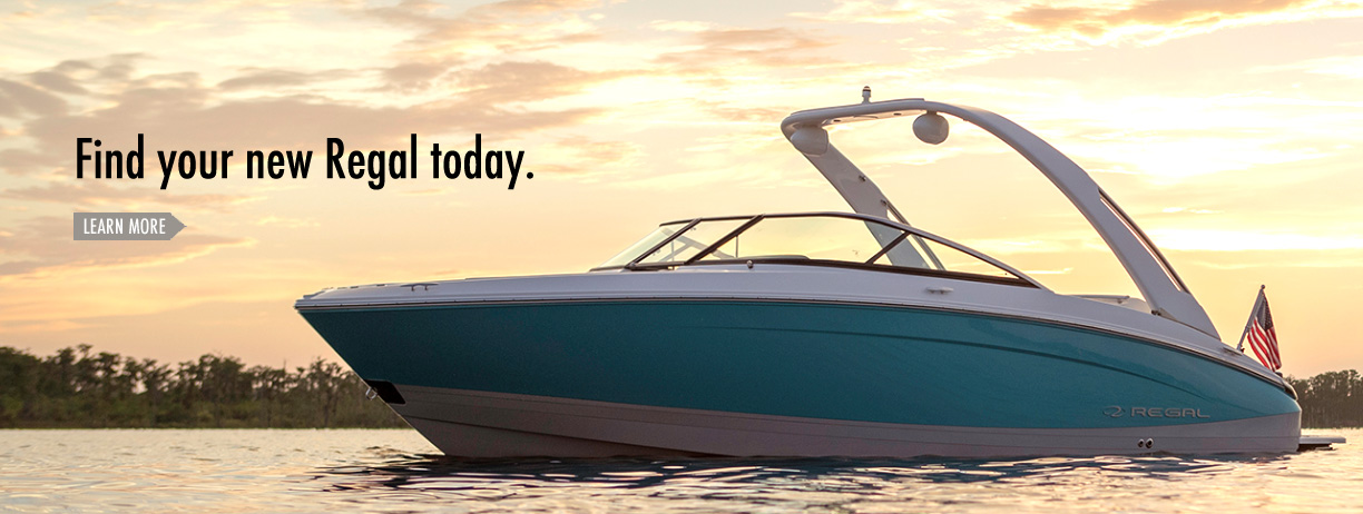AM PM Marine - New Regal Boat Sales & Used Boat Sales and